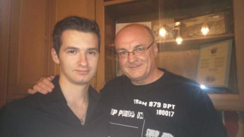 avec Jacques Stotzem - Masevaux - 22.08.2015