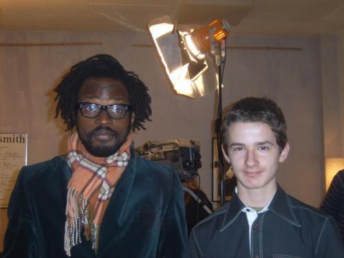 Avec Tété – Paris - 31.10.2006