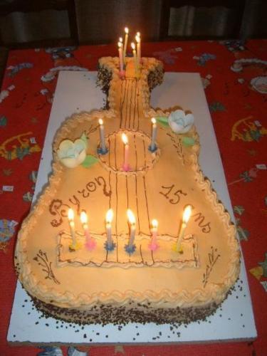 Gâteau Mokka