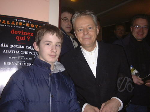 Avec Tommy Emmanuel – Douai - 27.02.2005